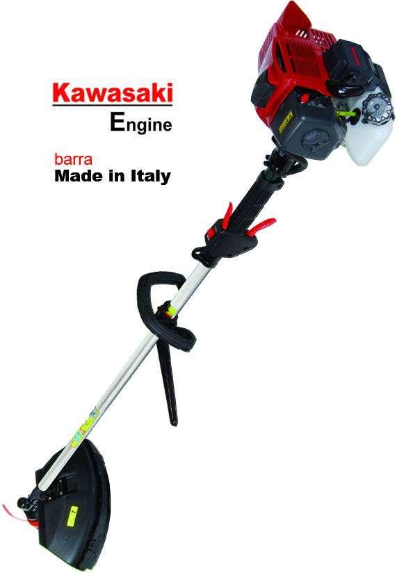 Decespugliatore Kawasaki TJ53E prof