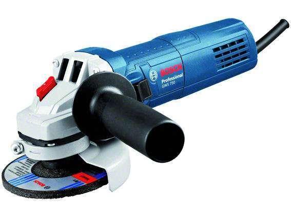 Smerigliatrici Bosch 115 GSW 750w
