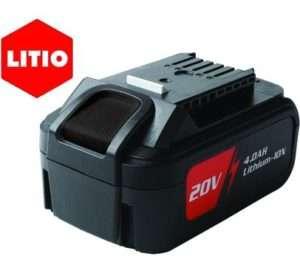 Batteria Hu-Firma 20v 1.5-3.0-4.0amp