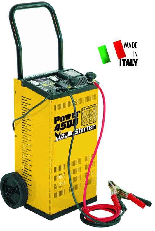 Caricabatterie Vigor Power 4500